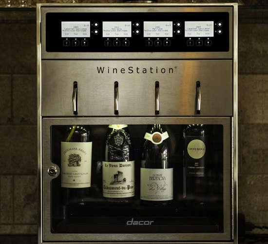 Computerized Sommelier Systems