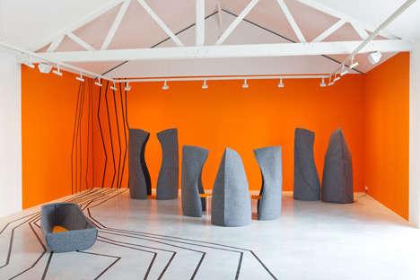 Hooded Art Furniture