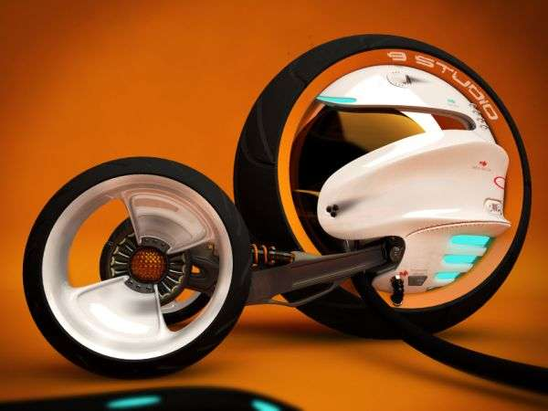 Futuristic Sci-Fi Autos