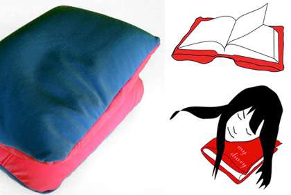 Pillow Books and Pillow Hats
