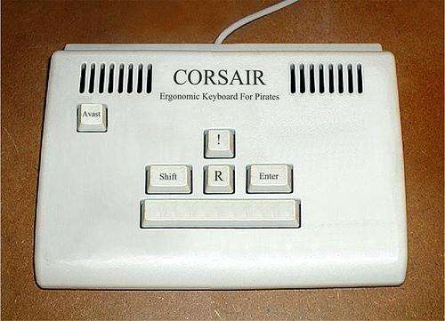 Swashbuckling Keyboards