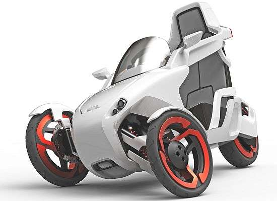 The Plug-in Electric Tricycle