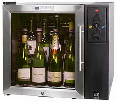 Climatized Wine Chillers