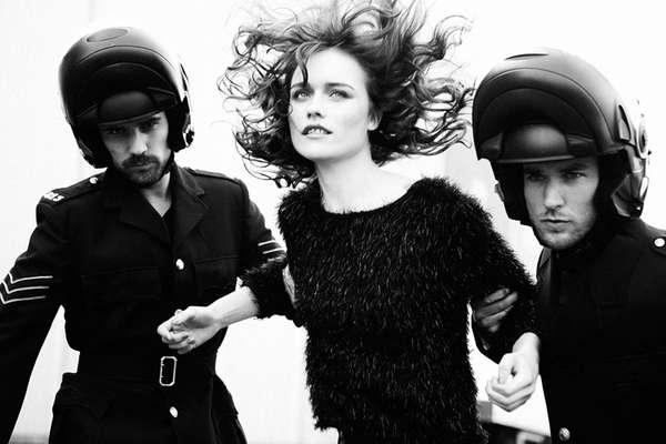 Fashionable Rebellion Photography