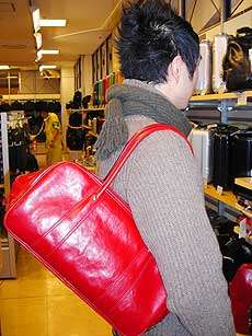 The Man Purse