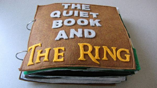 The Quiet Book and the Ring