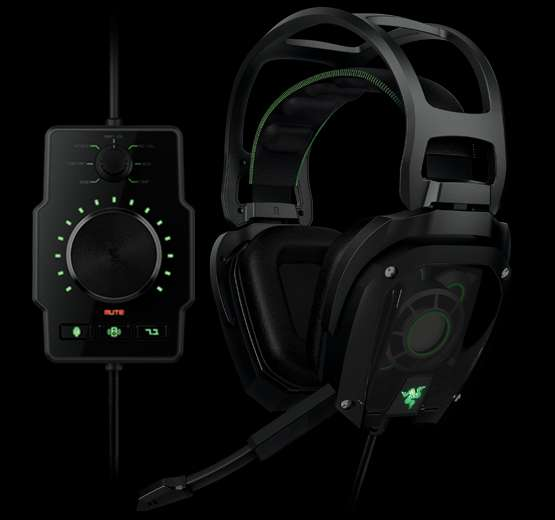 The Razer Tiamat 71