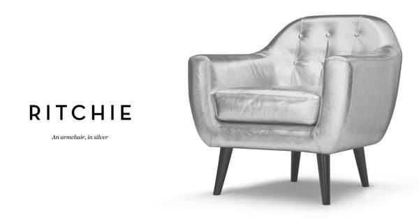 The Ritchie Armchair
