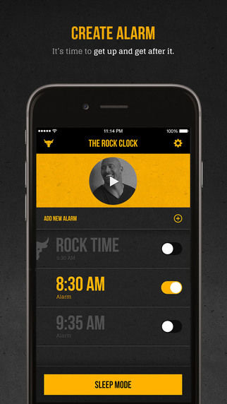 Motivational Alarm Apps