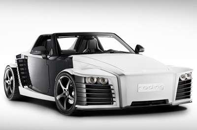 Modern Mobster Automobiles