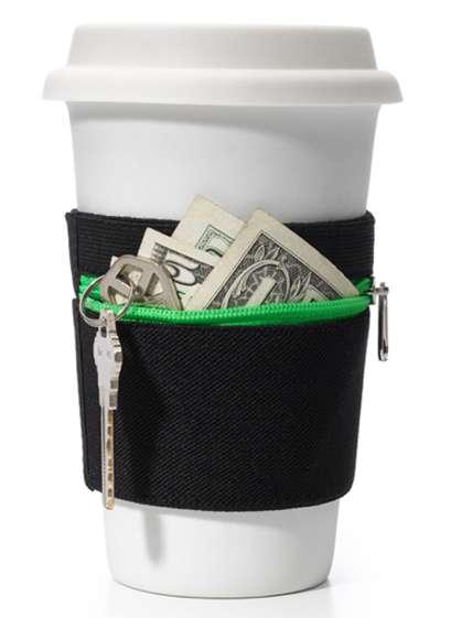 Wallet Drink Sleeves