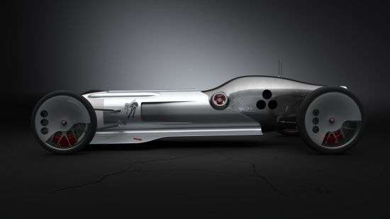 30s-Inspired Sports Cars