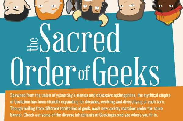 the sacred order of geeks