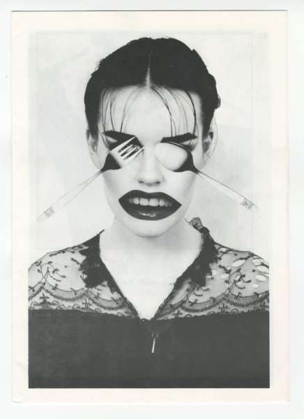 Punk Collage Art