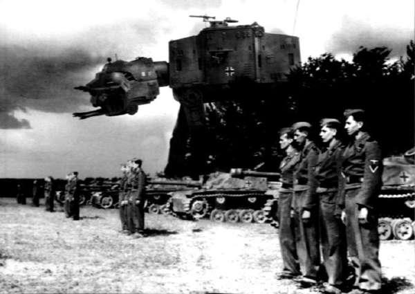The secret weapons of world war 2