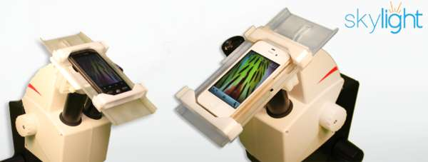 Magnifying Smartphone Sleeves