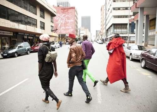 DIY African Style Crews