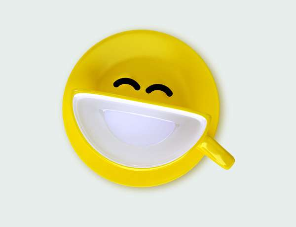 Dishware That Inspires Happiness