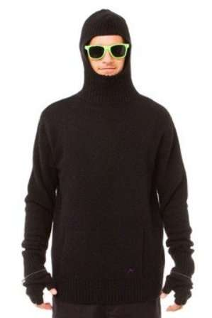 Burglar-Inspired Hoodies
