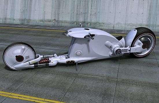 Sci-Fi Bikes