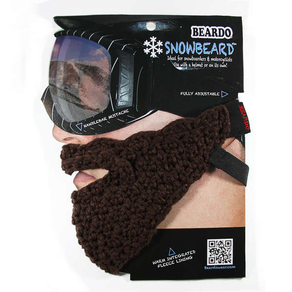 Bearded Face Warmers (UPDATE)