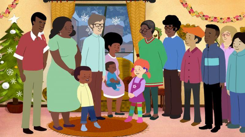 Diverse Kids' Christmas Specials