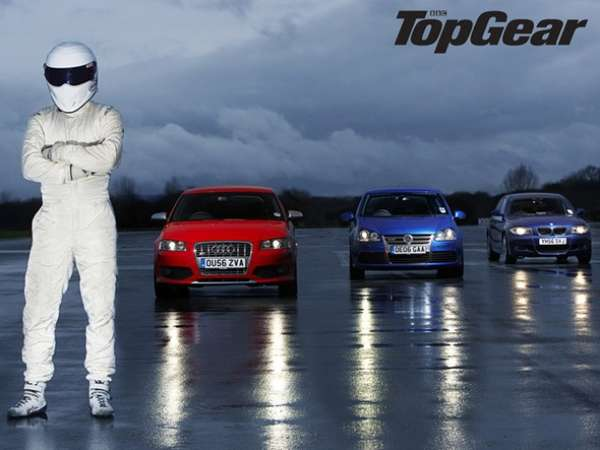 The Stig's memoirs