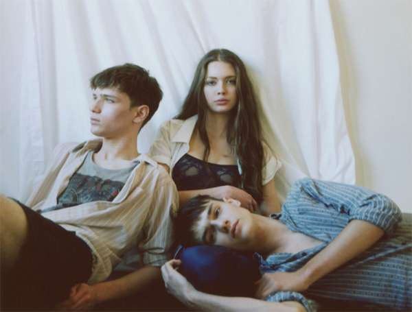 Love Triangle Editorials