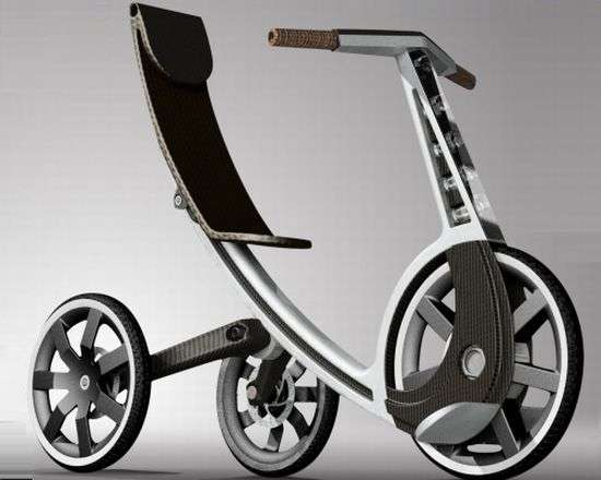 Electric City Trikes