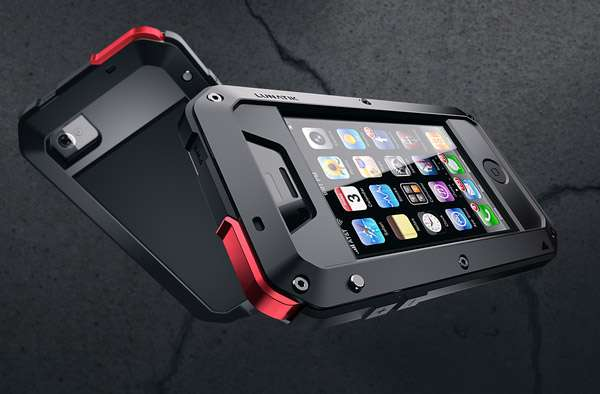 Durable iPhone Armour