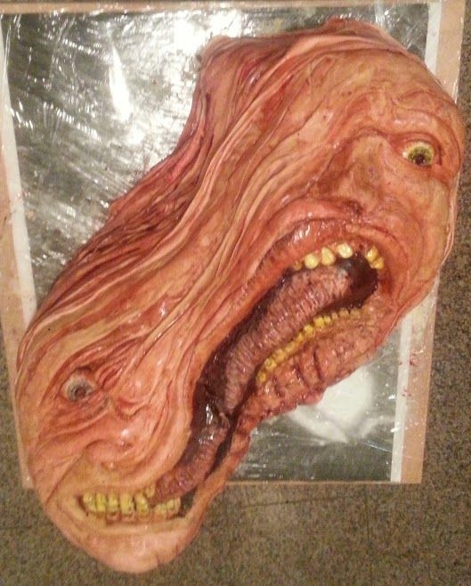 Grotesque Movie Monster Cakes