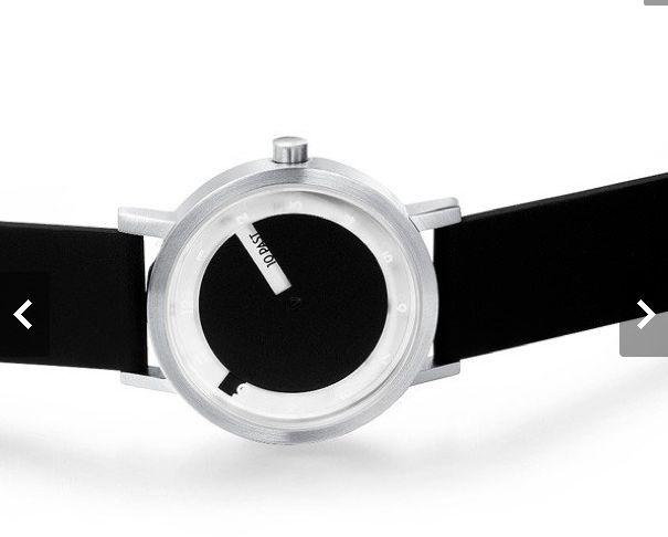 Visual Speech Timepieces