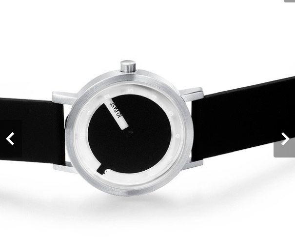 Visual Speech Timepieces