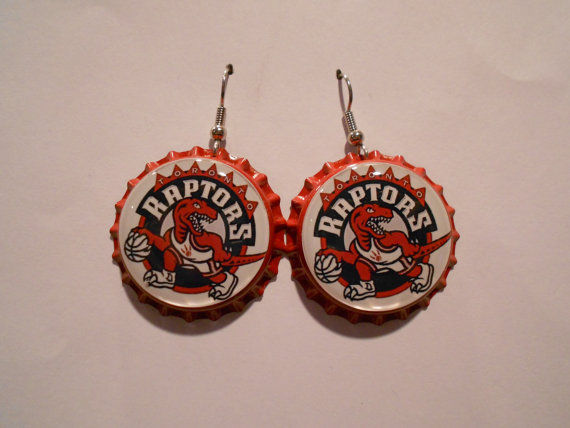 Boozy Basketball Earrings