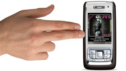 the TouchDevice