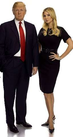 The Donald Teams With Ivanka
