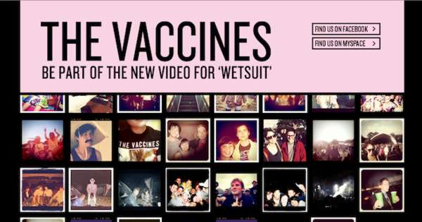 The Vaccines Instagram Video