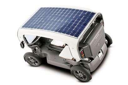 Venturi Electric Car