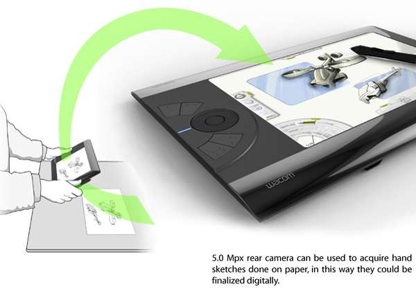 Featherweight Artist Tablets