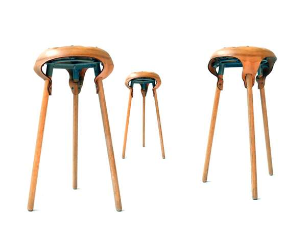 Saddled Bar Stools The Werkkruk