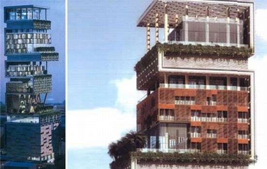 2 billion homes antilla is world 39 s most expensive house for The nicest house in the world