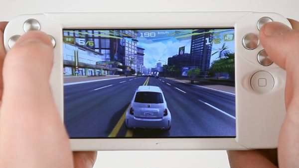 Game-Enhancing Smartphone Sheaths