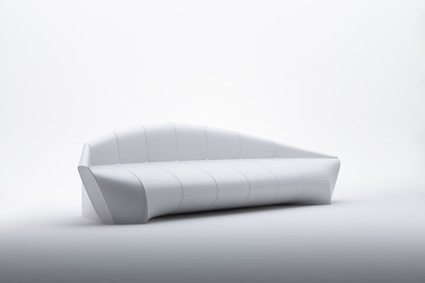 Blimp-Inspired Sofas