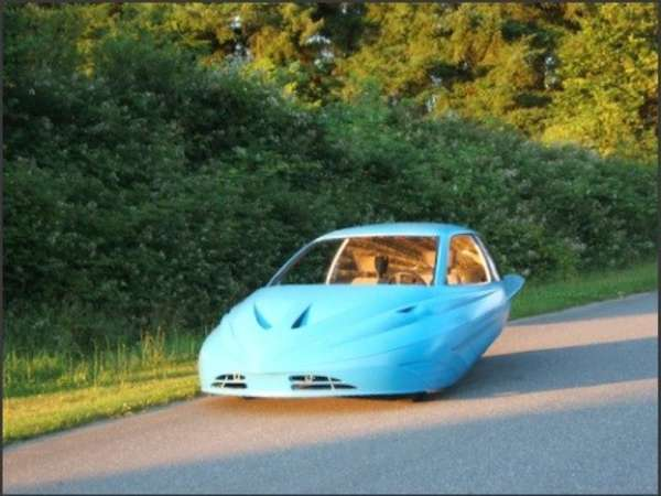 George Jetson Concept Cars
