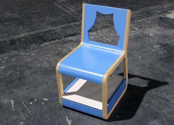 Puppet-Playing Seats