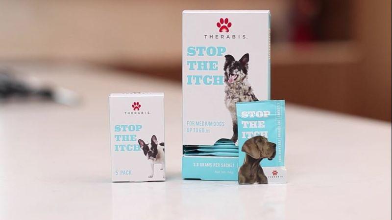 Hemp-Based Dog Medicine