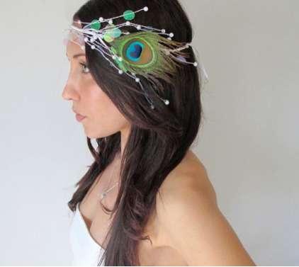 Woodland Pixie Headpieces