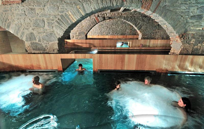 Soul-Cleansing Historic Spas
