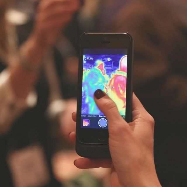 Thermal Smartphone Cases
