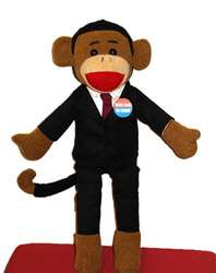 Political Sock Monkeys (UPDATE)